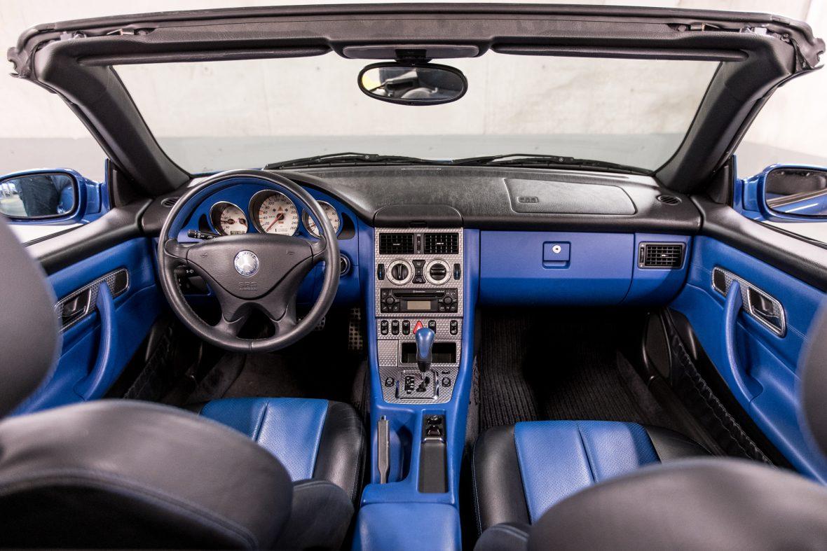 Mercedes-Benz R 170  SLK 200 Kompressor 15