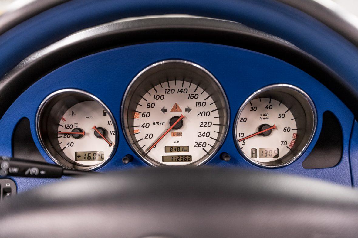 Mercedes-Benz R 170 SLK 200 Kompressor 10
