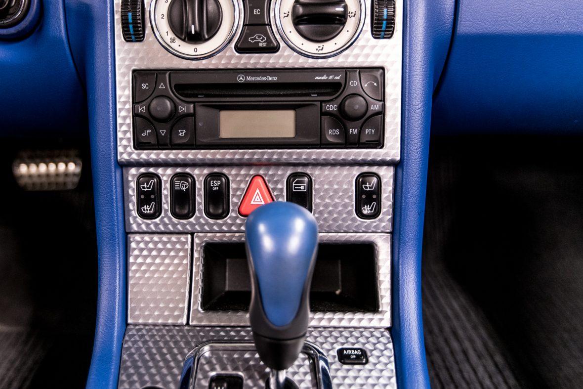 Mercedes-Benz R 170  SLK 200 Kompressor 11