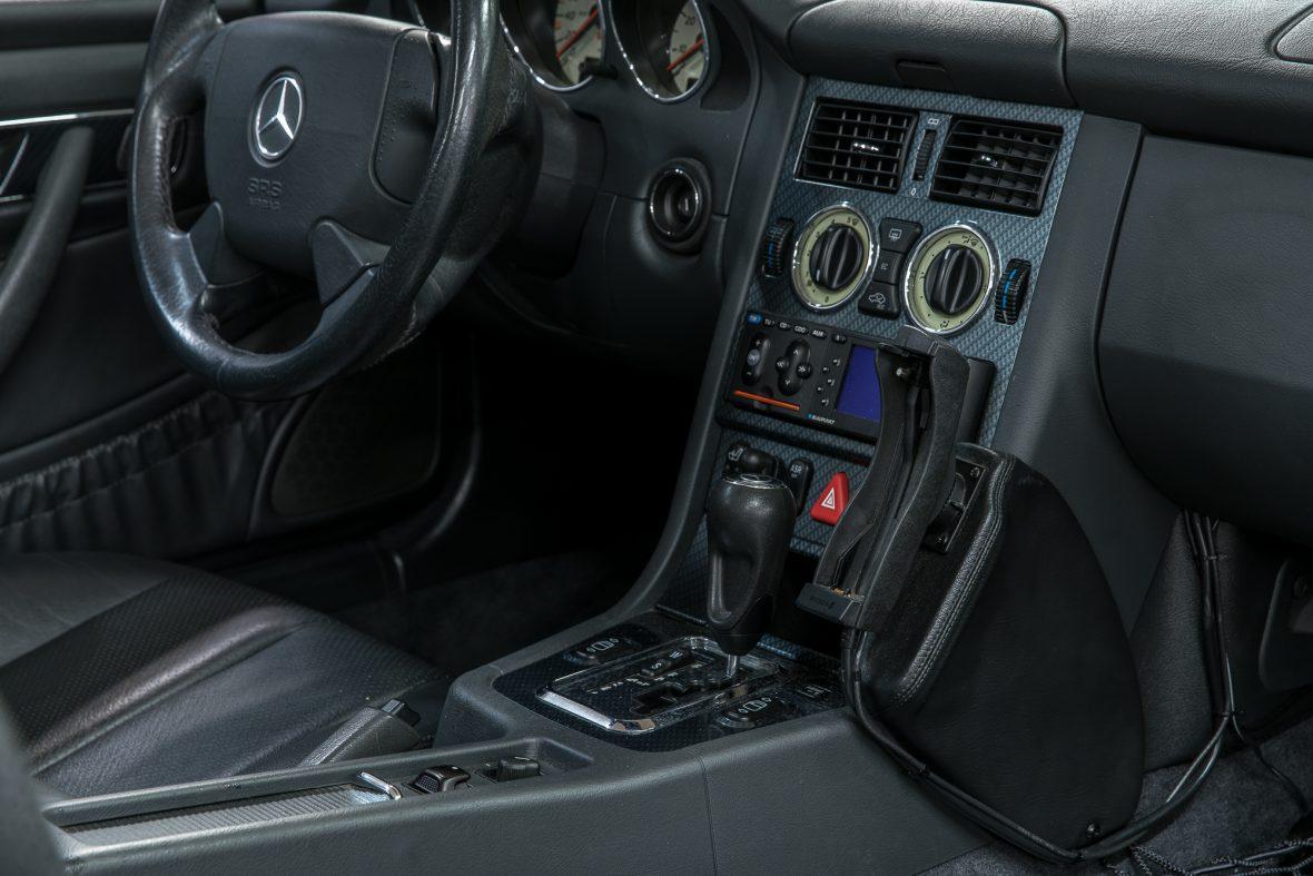 Mercedes-Benz SLK 230 Kompressor (R 170) 12