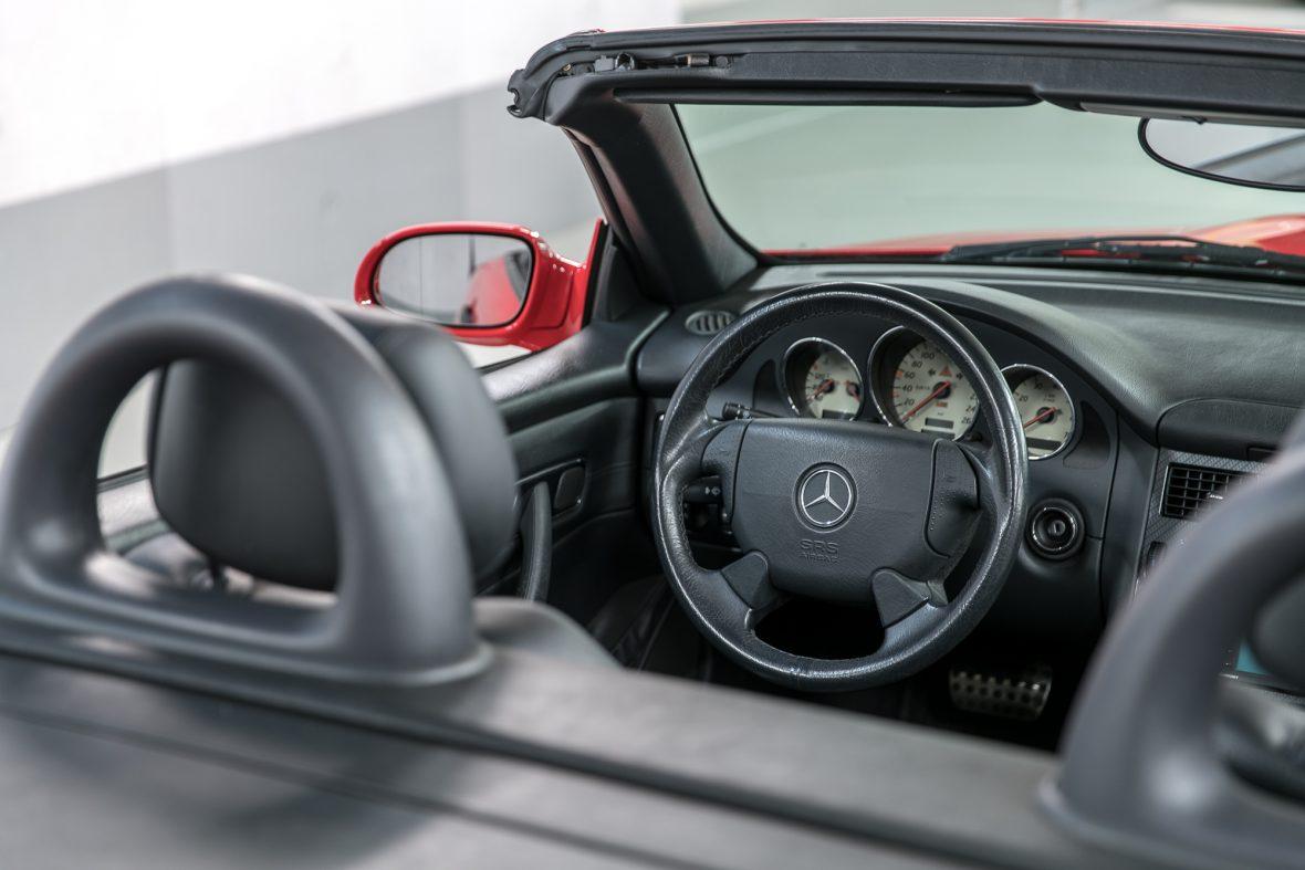Mercedes-Benz SLK 230 Kompressor (R 170) 13