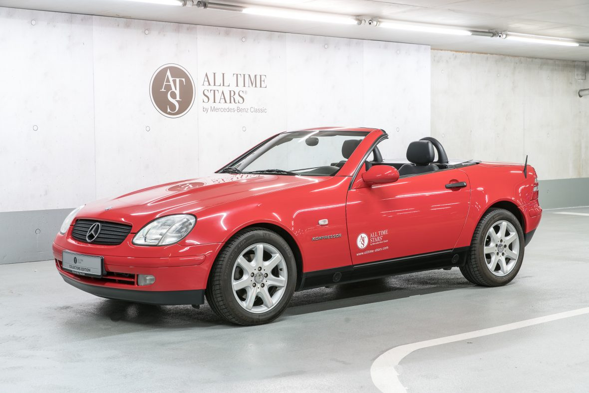 Mercedes Benz Slk 230 Kompressor R 170 Mercedes Benz De