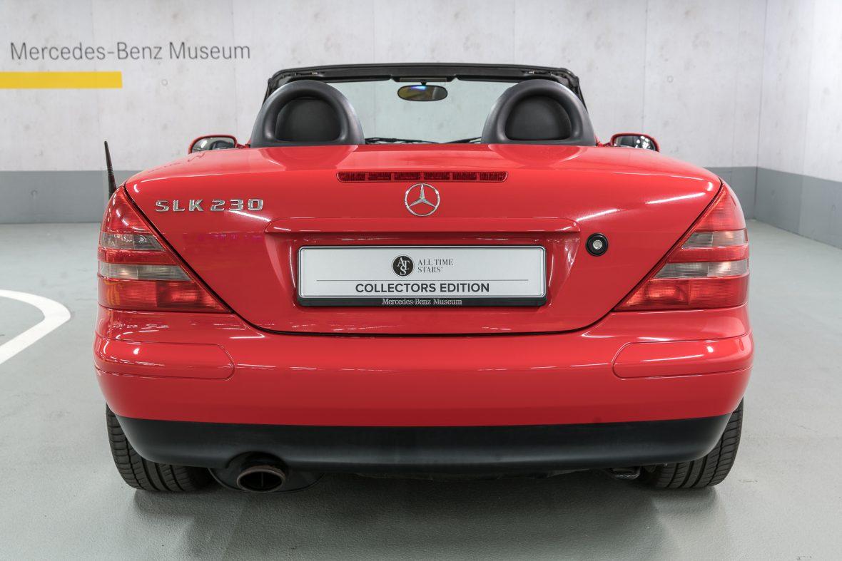 Mercedes-Benz SLK 230 Kompressor (R 170) 5
