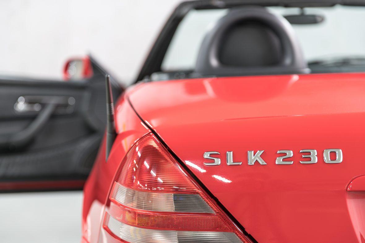 Mercedes-Benz SLK 230 Kompressor (R 170) 17
