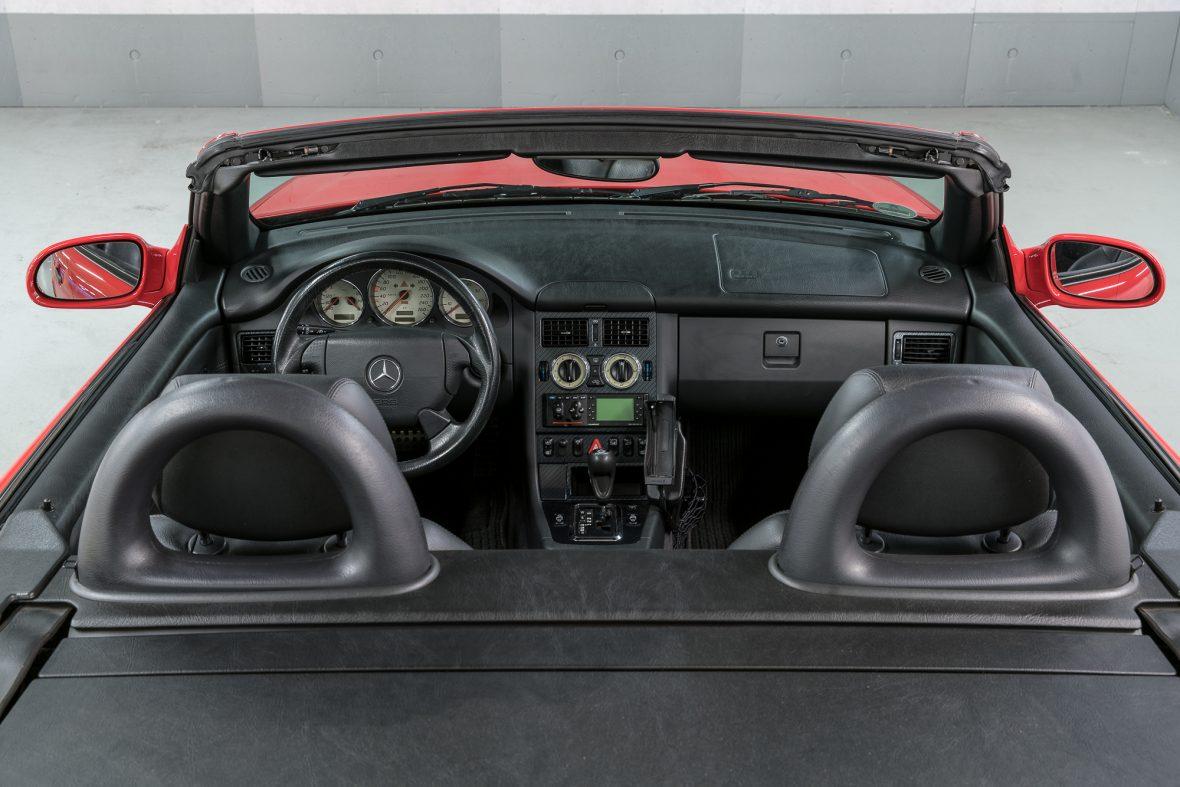 Mercedes-Benz SLK 230 Kompressor (R 170) 18