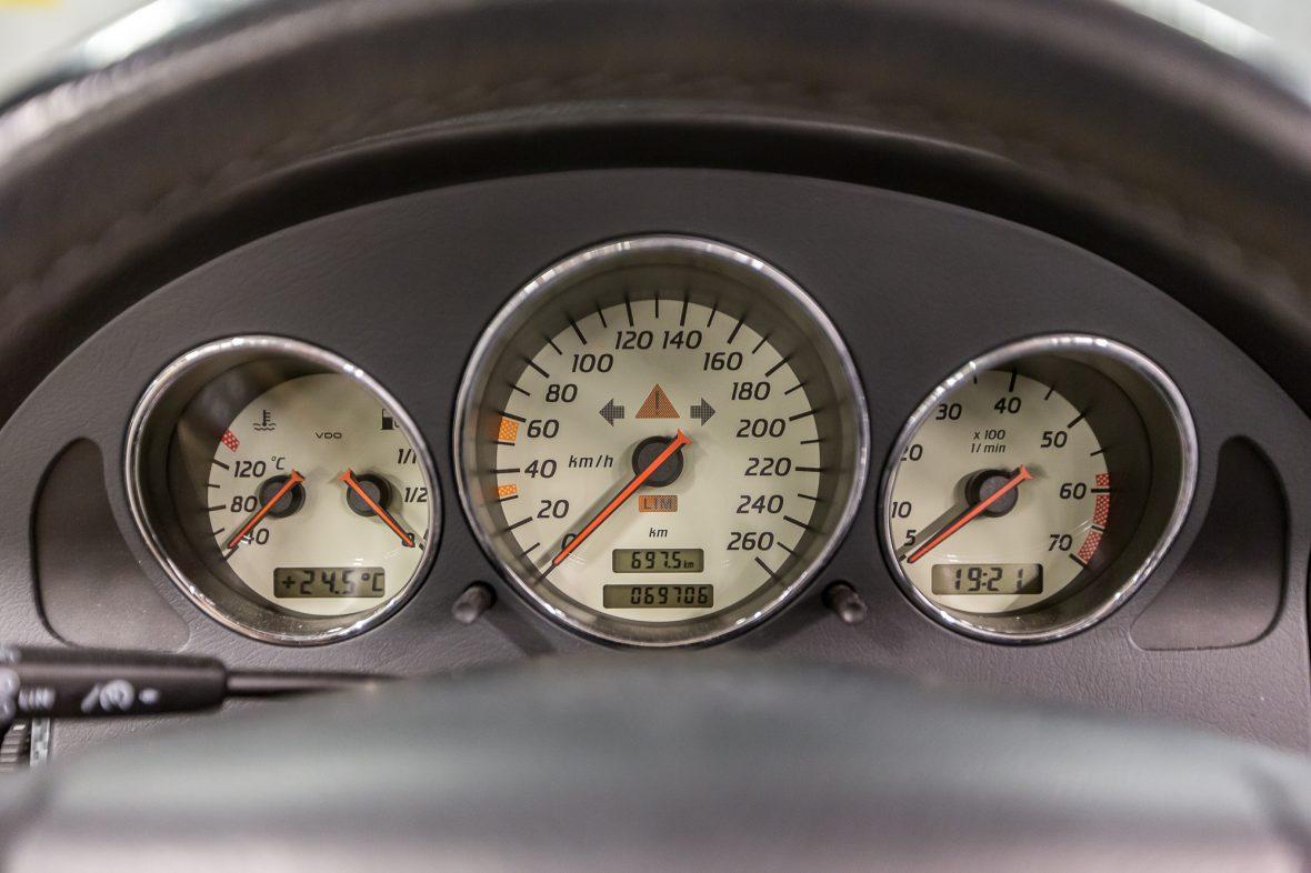 Mercedes-Benz SLK 230 Kompressor (R 170) 20