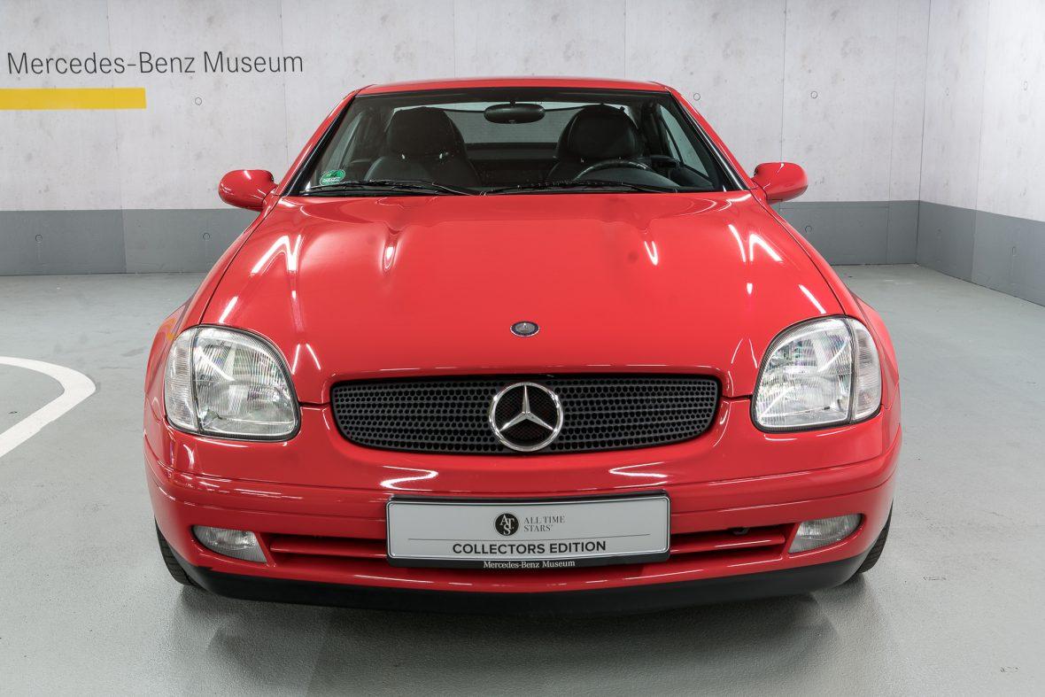 Mercedes-Benz SLK 230 Kompressor (R 170) 3