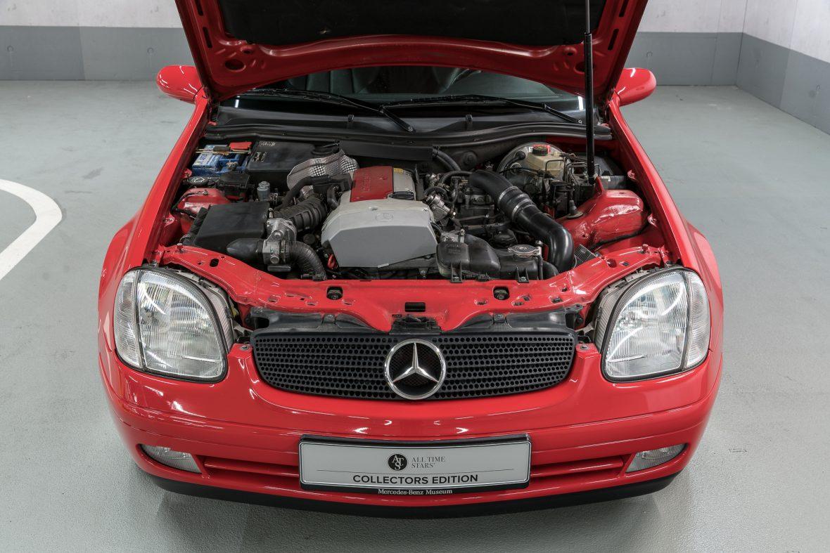 Mercedes-Benz SLK 230 Kompressor (R 170) 8