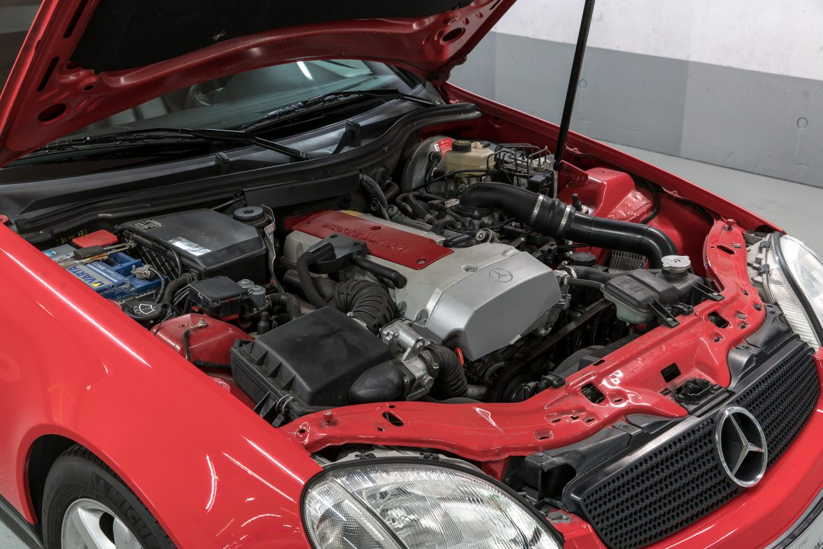 Mercedes-Benz SLK 230 Kompressor (R 170) 10
