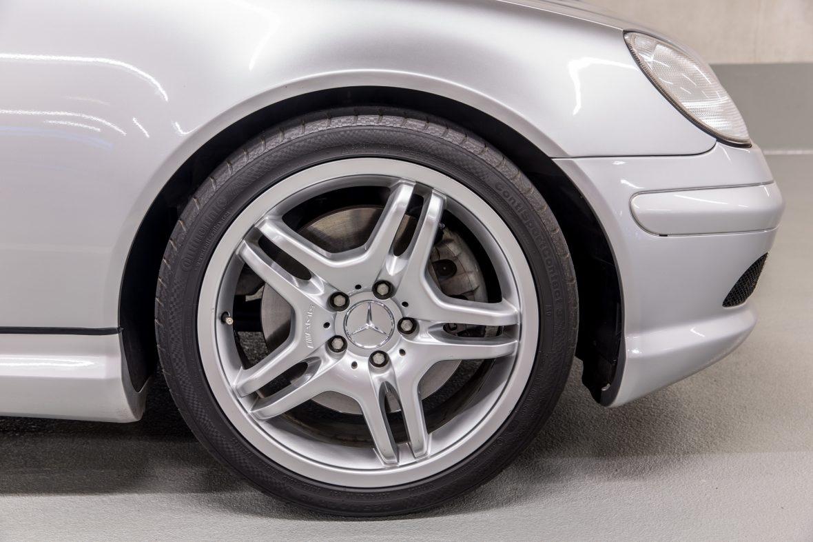 Mercedes-Benz R 170 SLK 32 AMG 15