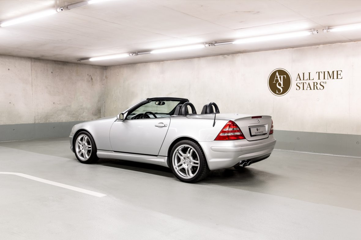 Mercedes-Benz R 170  SLK 32 AMG 2