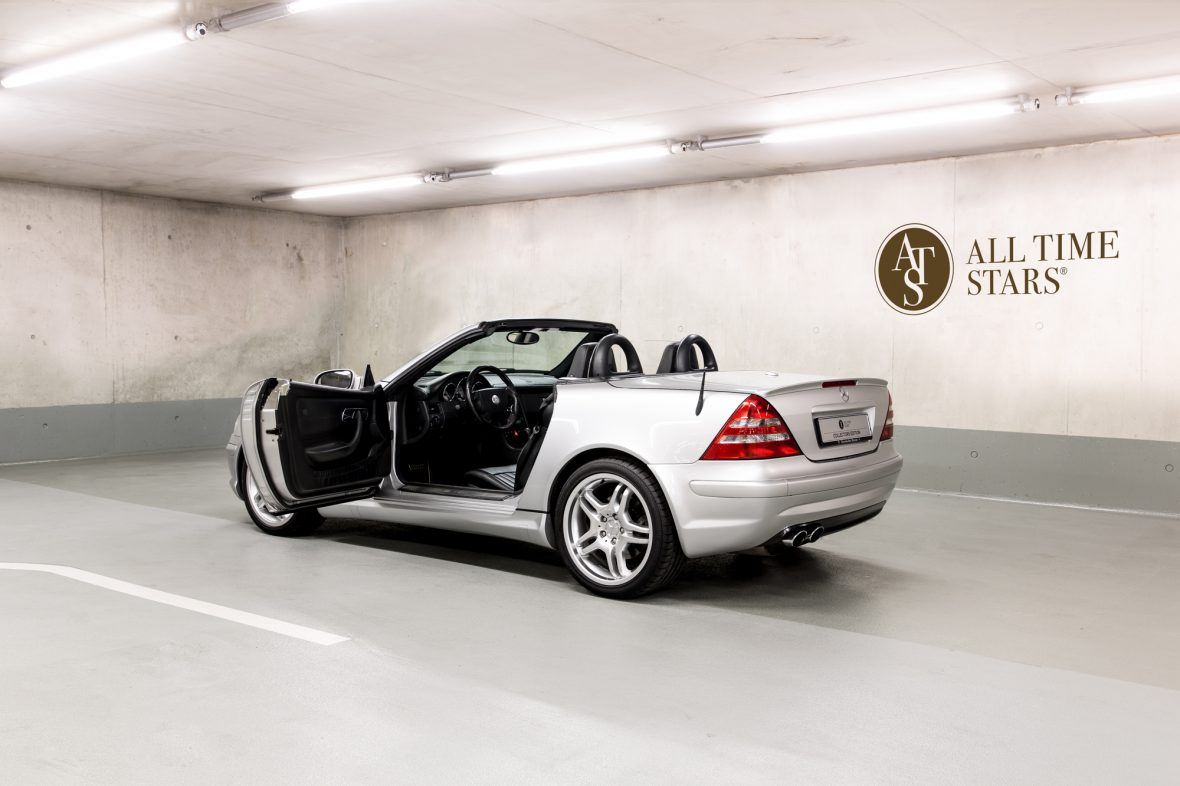Mercedes-Benz R 170  SLK 32 AMG 5