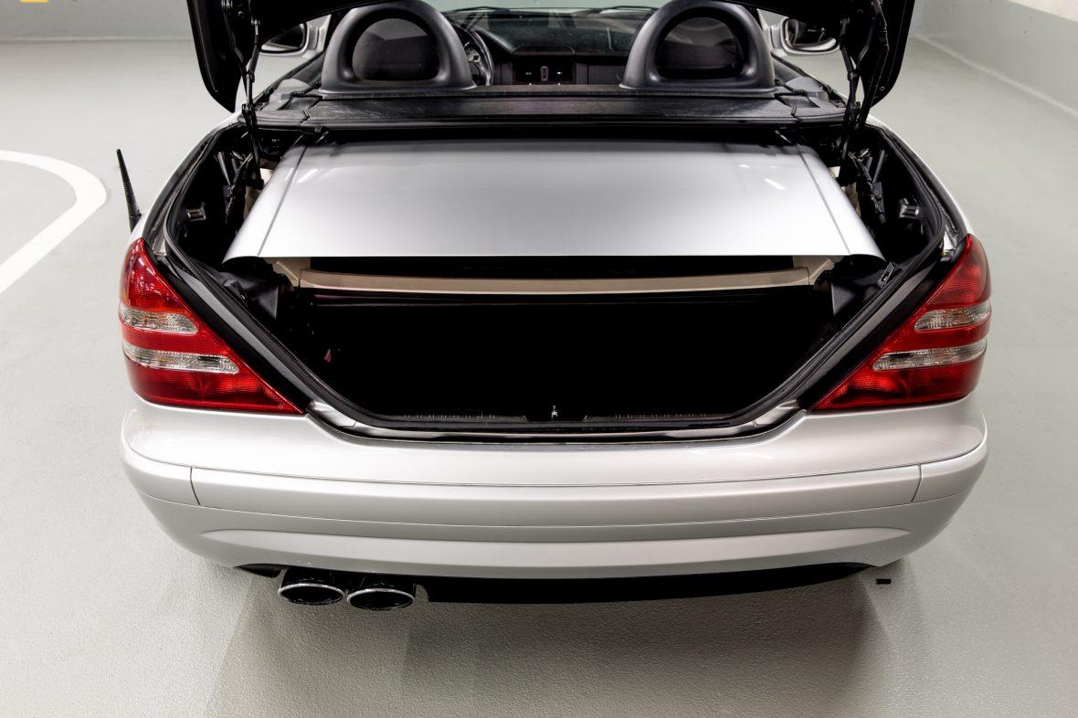 Mercedes-Benz R 170 SLK 32 AMG 8
