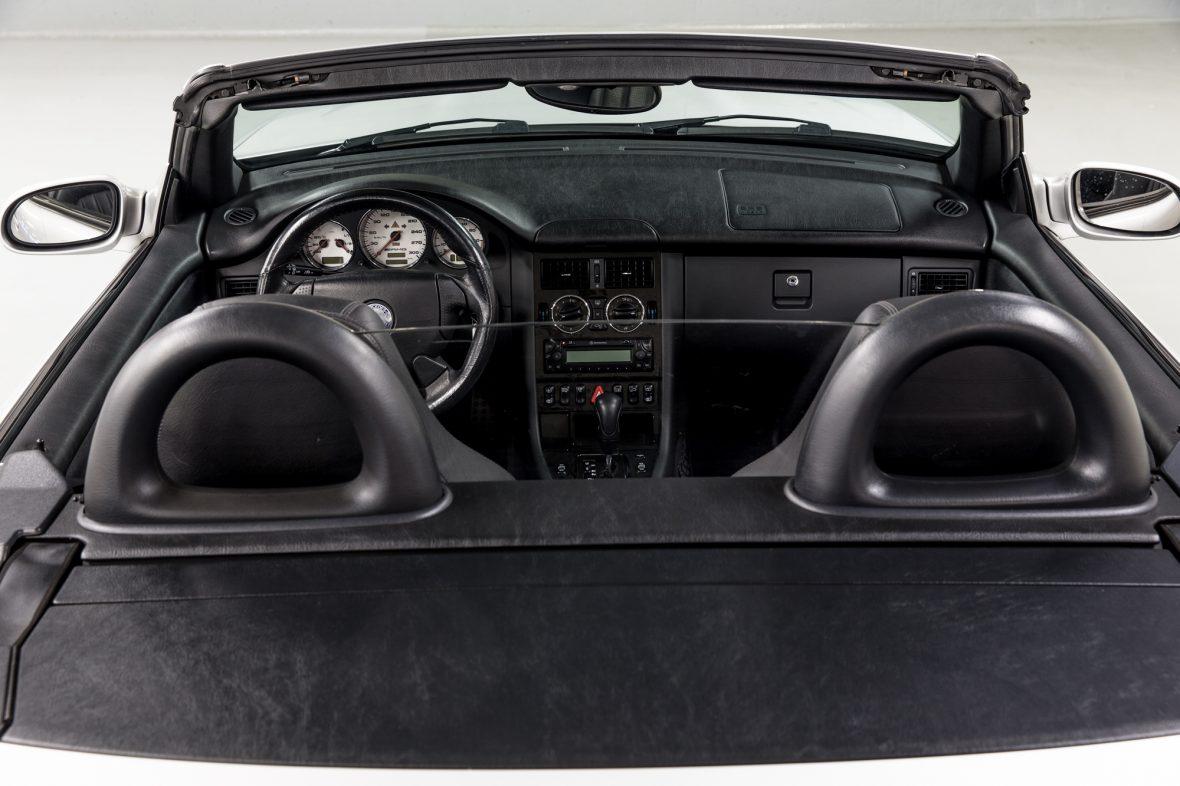 Mercedes-Benz R 170 SLK 32 AMG 12