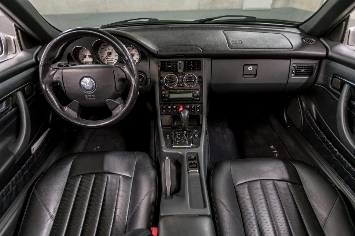 Mercedes-Benz R 170 SLK 32 AMG 13