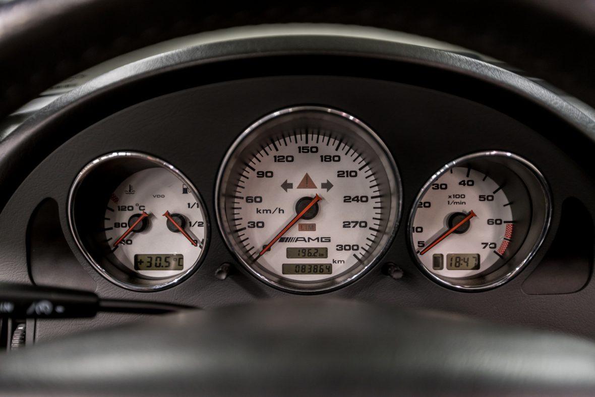 Mercedes-Benz R 170 SLK 32 AMG 14