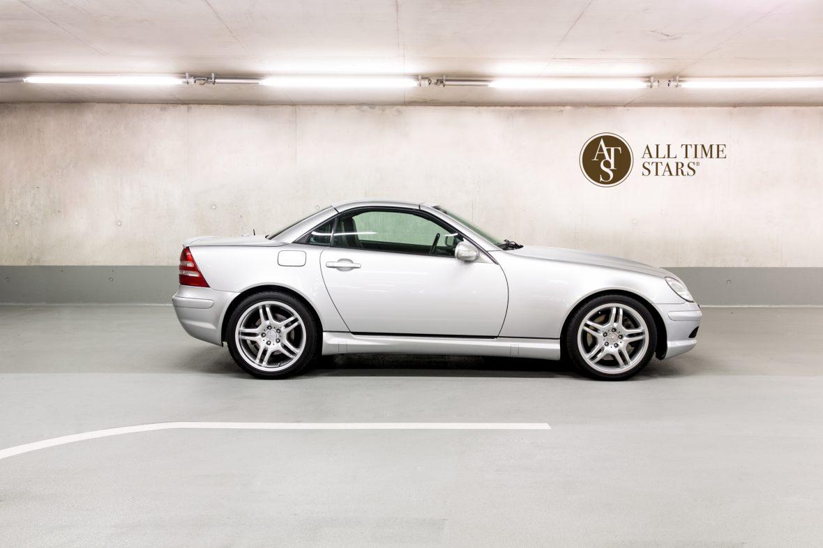Mercedes-Benz R 170  SLK 32 AMG 4