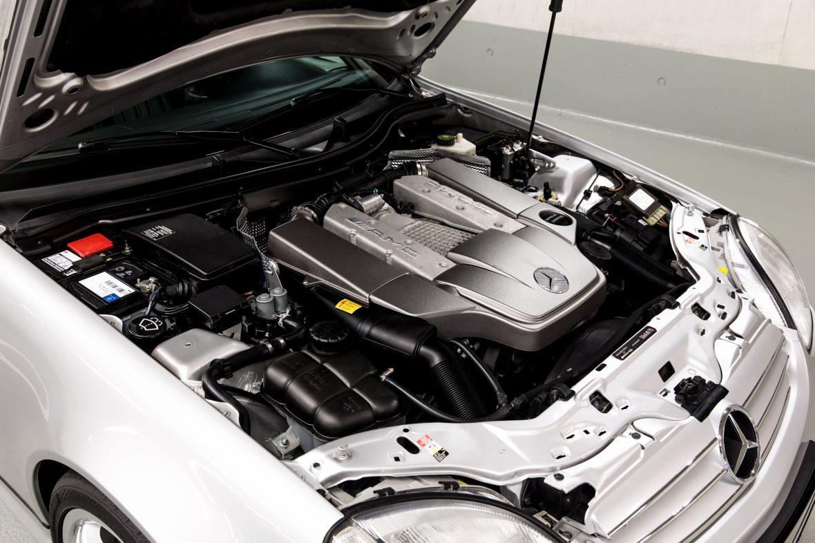 Mercedes-Benz R 170  SLK 32 AMG 6
