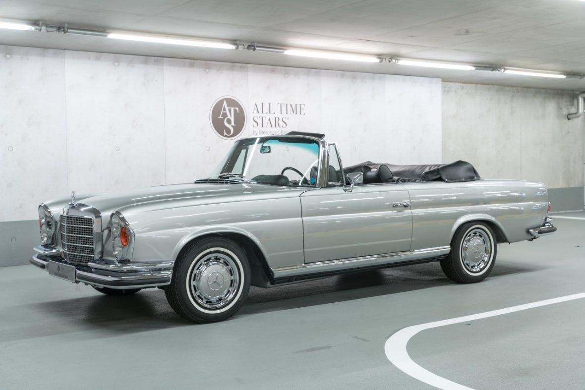 Mercedes-Benz 280 SE 3.5 Cabriolet (W 111) 4