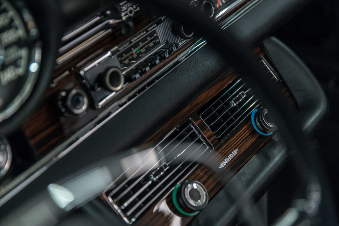 Mercedes-Benz 280 SE 3.5 Cabriolet (W 111) 23