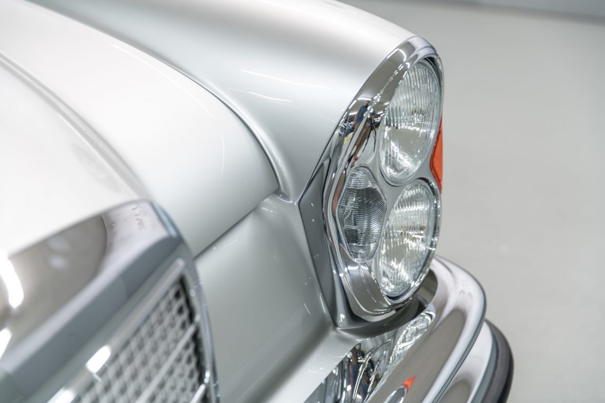 Mercedes-Benz 280 SE 3.5 Cabriolet (W 111) 21