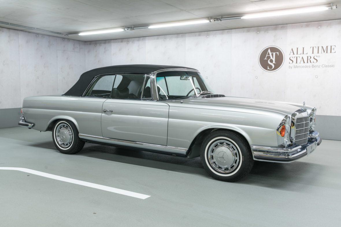 Mercedes-Benz 280 SE 3.5 Cabriolet (W 111) 0