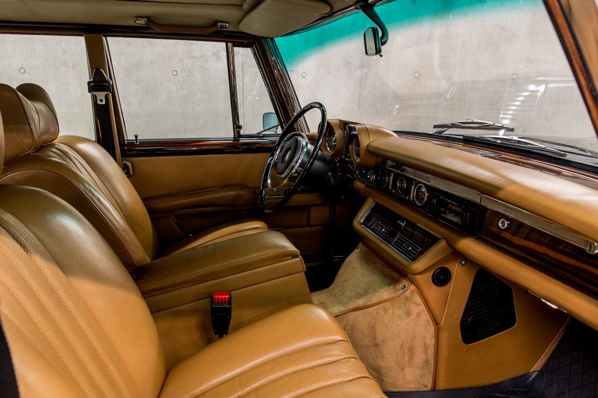 Mercedes-Benz 600 (W 100) 17