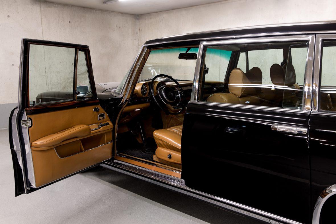 Mercedes-Benz 600 (W 100) 10