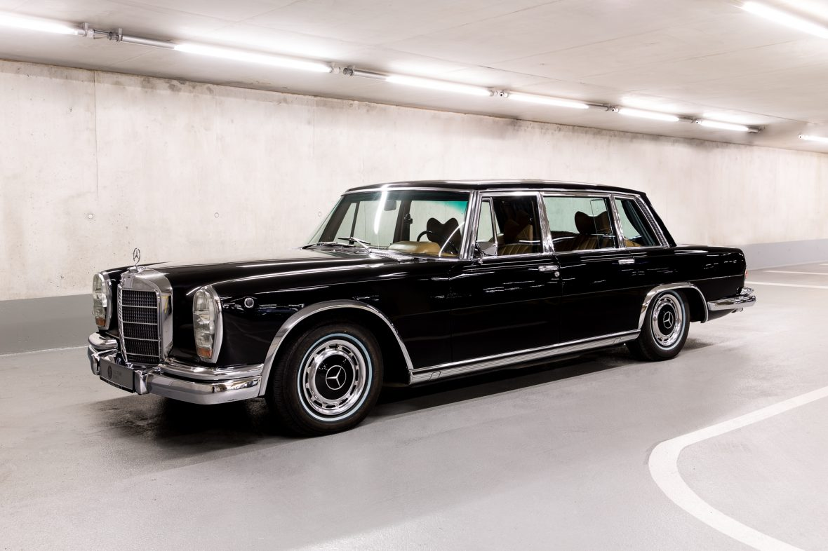 All time stars mercedes benz 600 w 100 for Mercedes benz 600s