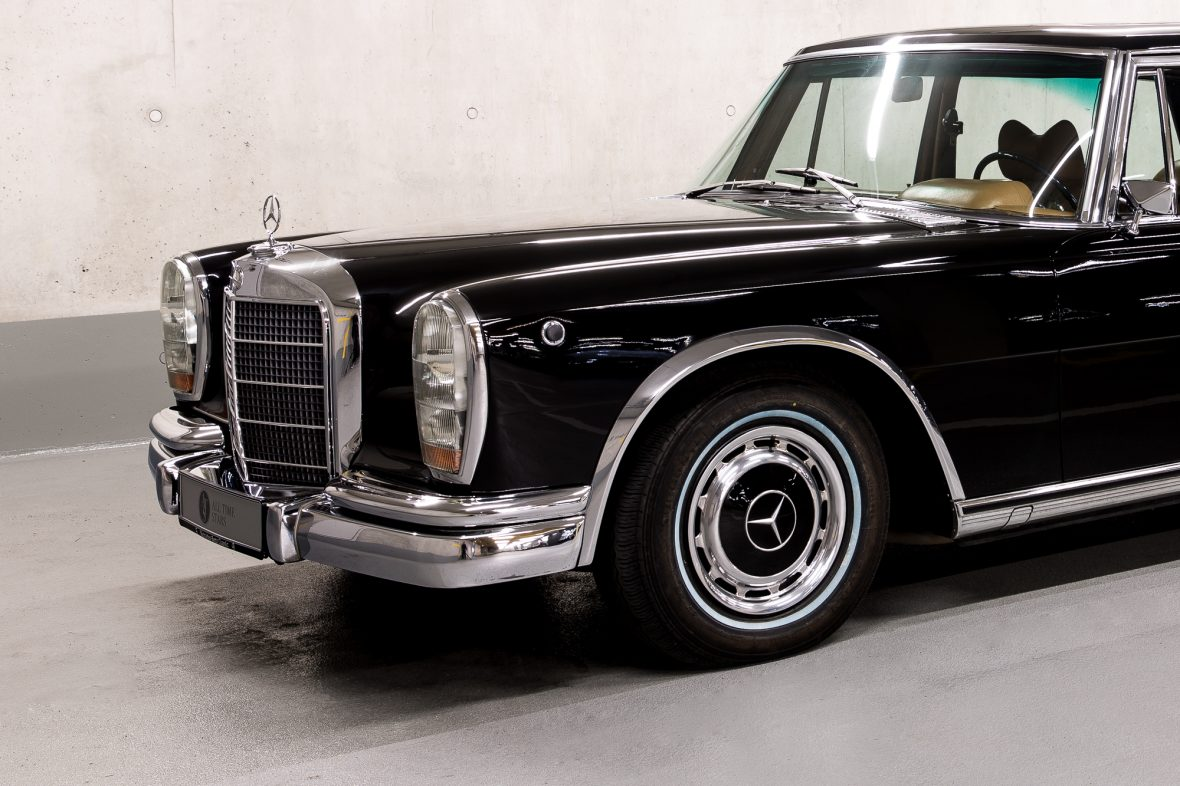 Mercedes-Benz 600 (W 100) 6