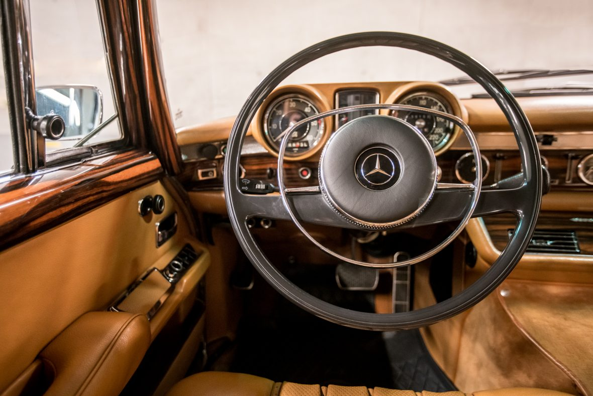 Mercedes-Benz 600 (W 100) 14