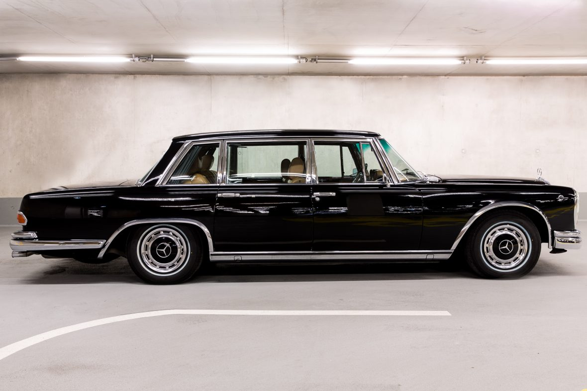 all time stars mercedes benz 600 w 100. Black Bedroom Furniture Sets. Home Design Ideas