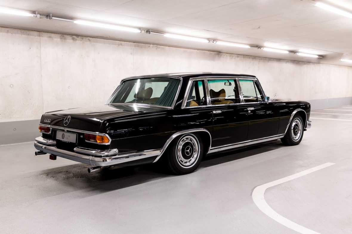 All time stars mercedes benz 600 w 100 for Mercedes benz 600