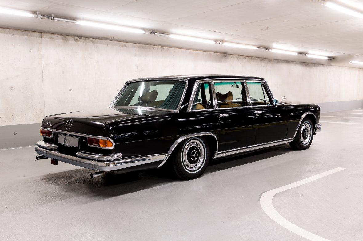 Mercedes-Benz W 100 600 2