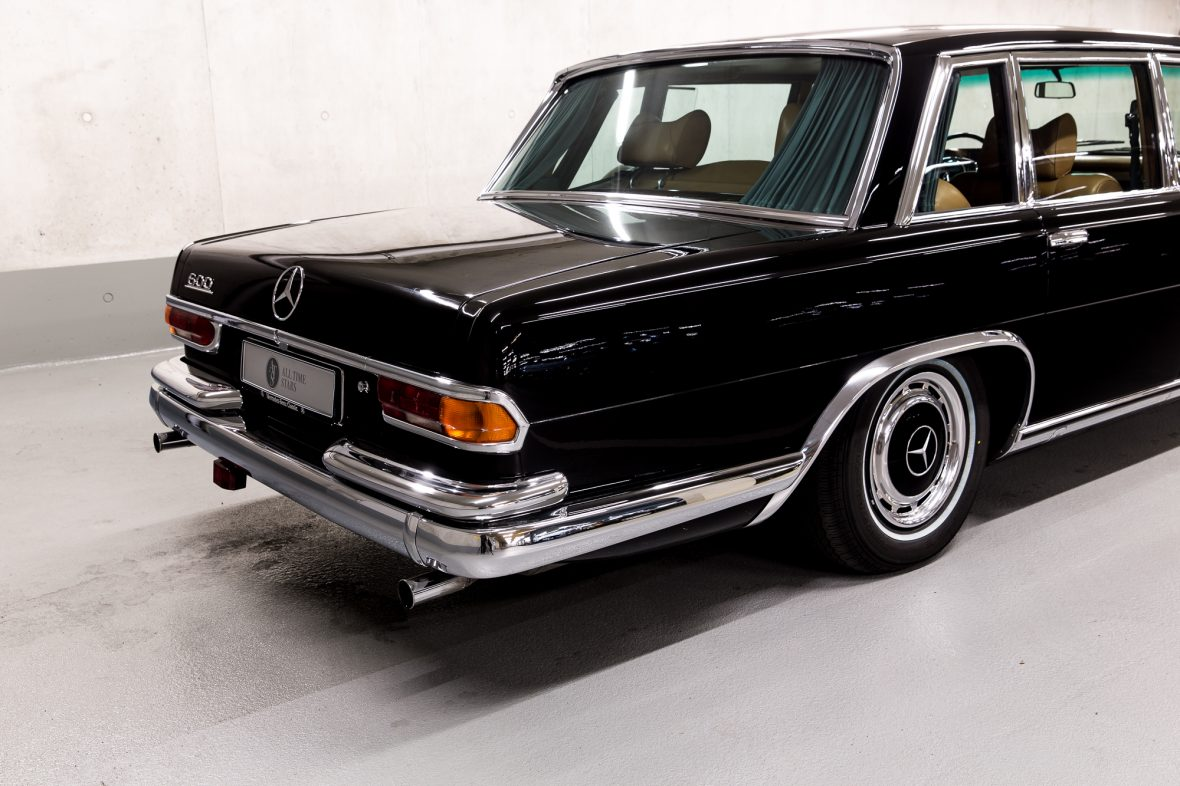 Mercedes-Benz W 100 600 8