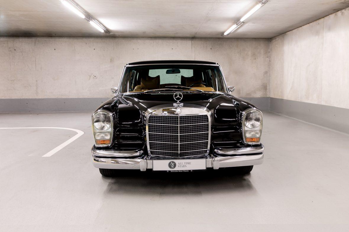 Mercedes-Benz 600 (W 100) 3