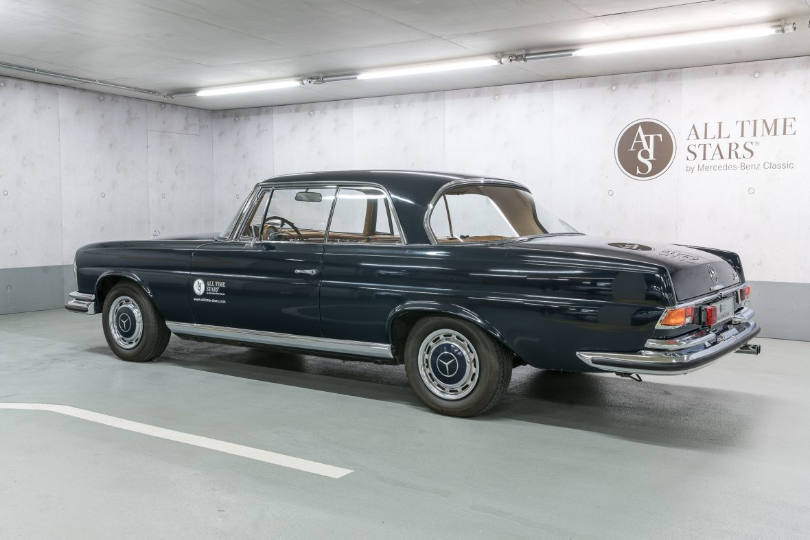 Mercedes–Benz W 111 280 SE 3,5 Coupe 23