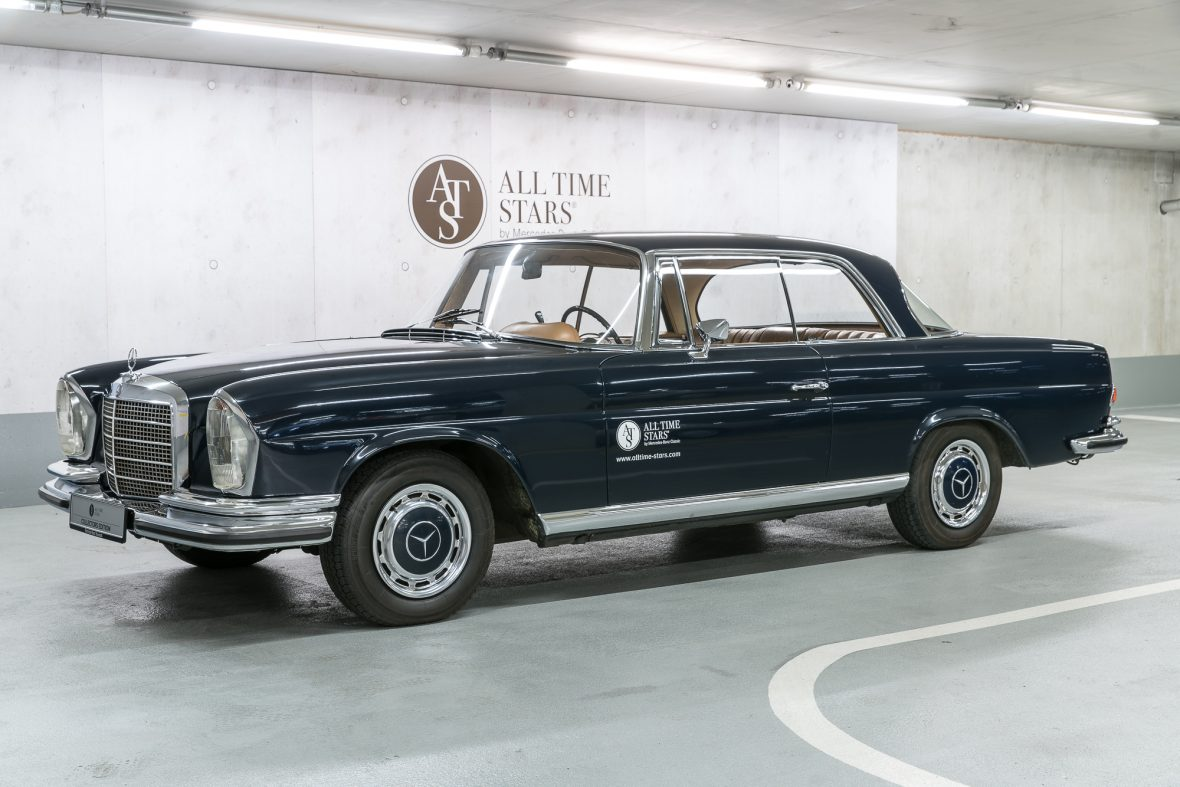 Mercedes–Benz W 111 280 SE 3,5 Coupe 25