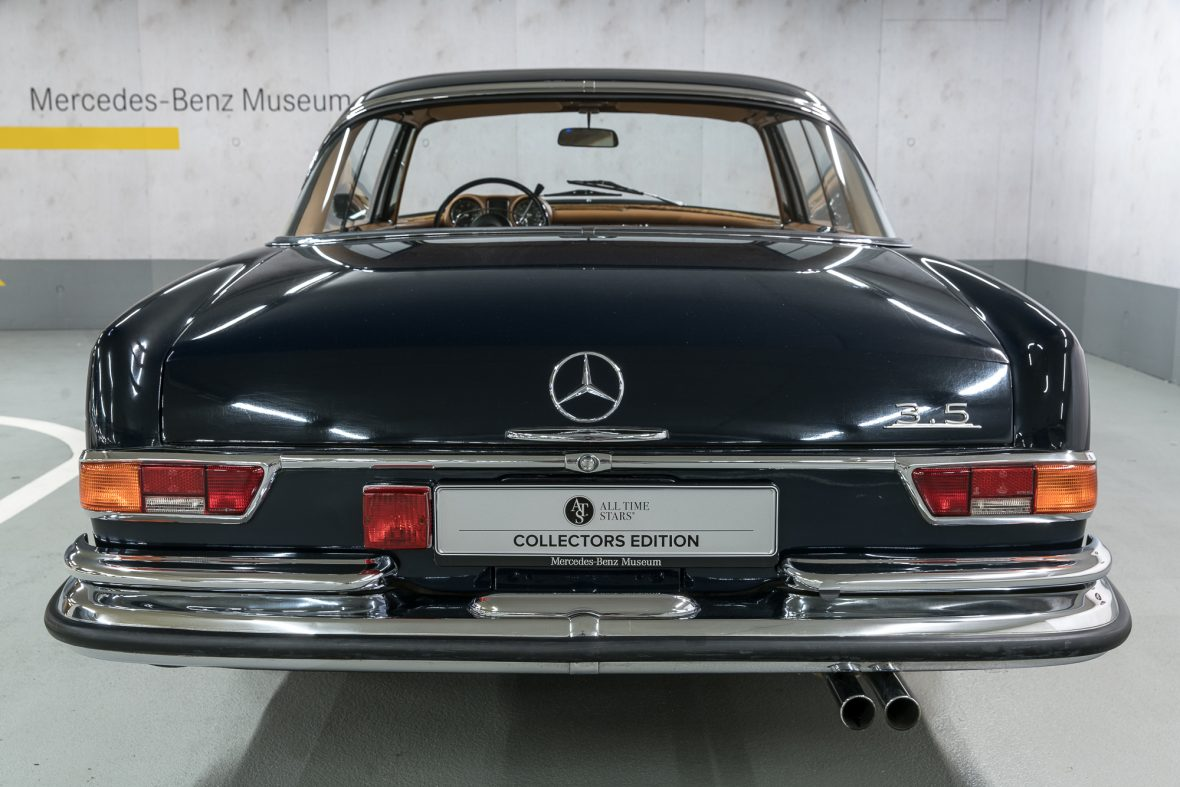 Mercedes–Benz W 111 280 SE 3,5 Coupe 26