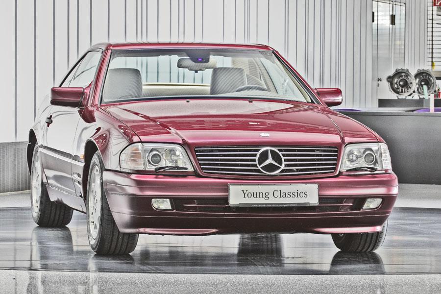 Mercedes-Benz R129 320 SL 5