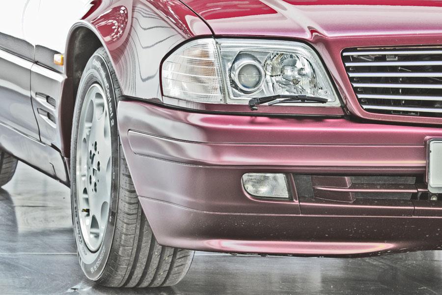 Mercedes-Benz R129 320 SL 7
