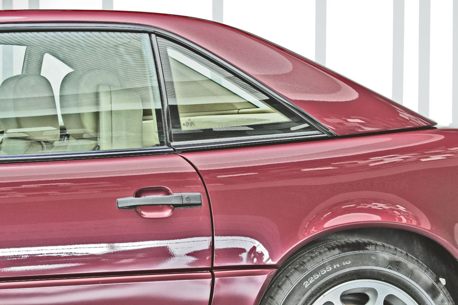 Mercedes-Benz R129 320 SL 10