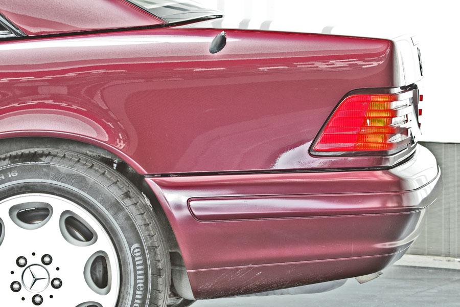 Mercedes-Benz R129 320 SL 11