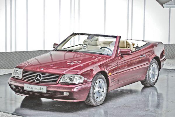 Mercedes-Benz R129 320 SL