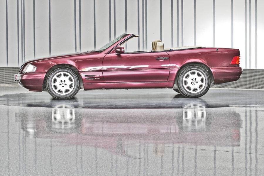 Mercedes-Benz R129 320 SL 0
