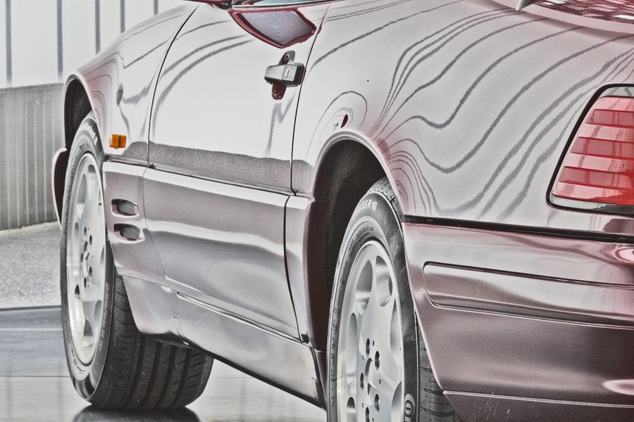 Mercedes-Benz R129 320 SL 2