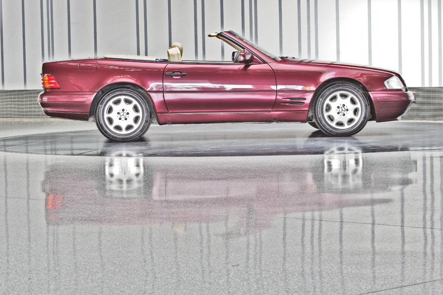 Mercedes-Benz R129 320 SL 4