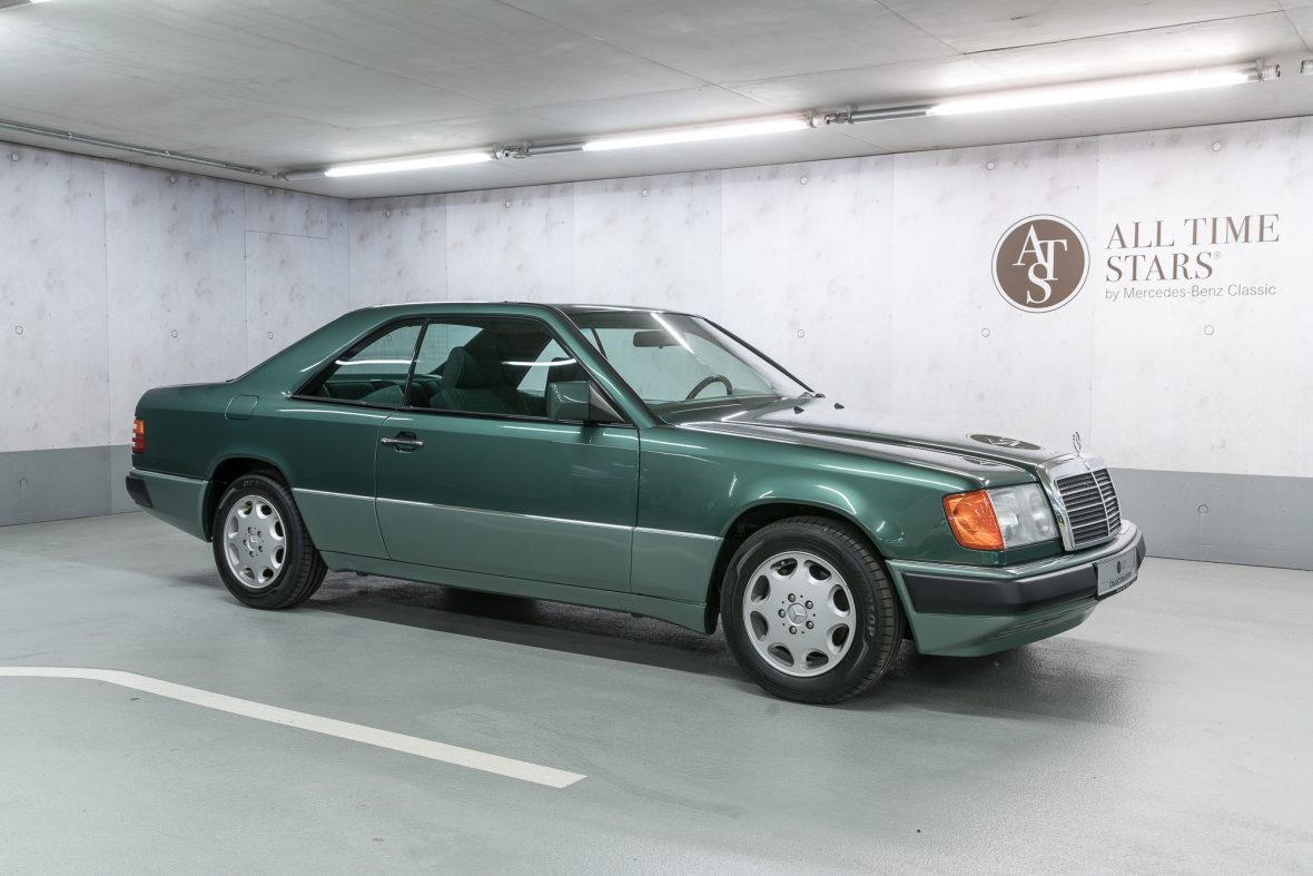 All time stars mercedes benz 320 ce c 124 for 320 mercedes benz