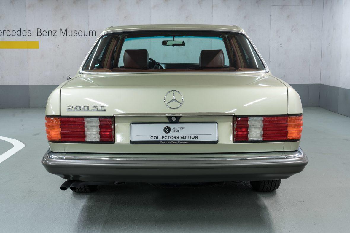 Mercedes-Benz 280 SE (W 126) 5
