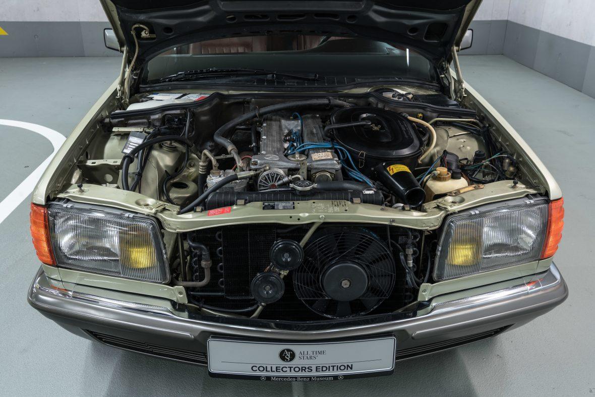 Mercedes-Benz 280 SE (W 126) 8